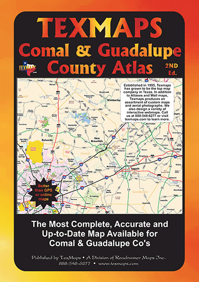 Comal & Guadalupe County Atlas