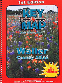 Waller County Key Map