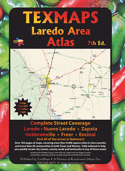 Laredo Area Atlas