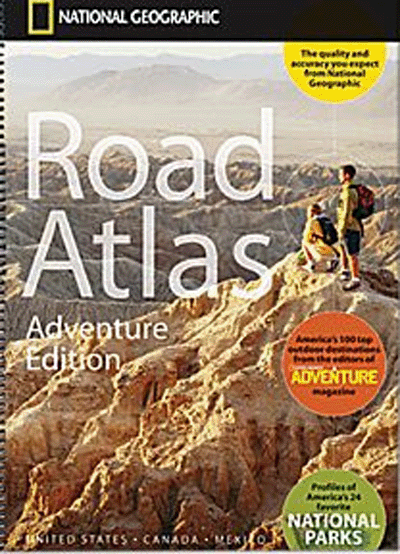 National Geographic Road Atlas